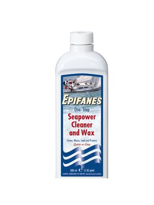 Seapower Cleaner & Wax 0,5 L