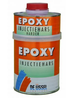 Epoxy Injectiehars Set 0,75 L