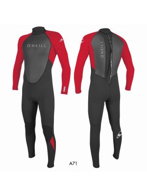Youth Reactor II 3/2 BZ Full black/red