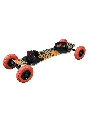 Kheo Epic 8 inch wheels 12 mm trucks