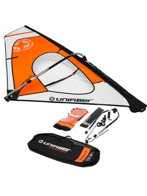 Wind Sup Dacron Complete Rig 5.5 M2