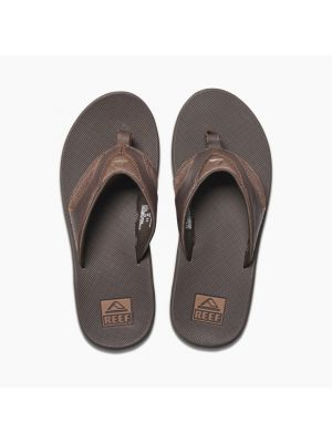 Reef Leather Flanning Low