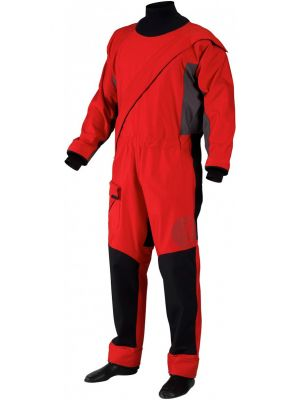Men's Pro Drysuit L Red