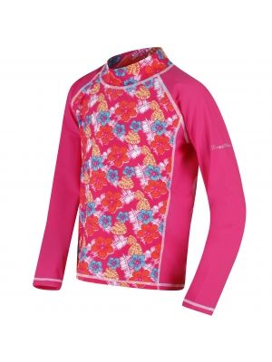 Hobey Lycra Kids hot pink tropi
