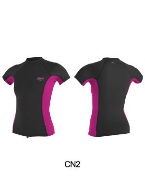 Womans Skins Rash Guard