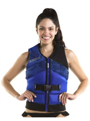 Unify Vest woman Indigo Blue