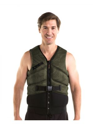 Unify vest Men Marble Green
