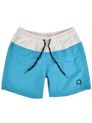 Code Zero Swimtrunk Voile Duo light blue