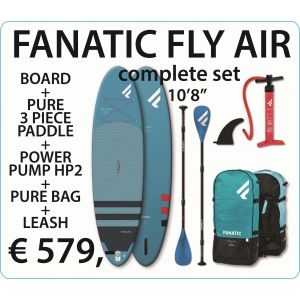 Fanatic SUP Package Fly Air/Pure 10'8